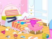 تنظيف غرف النوم